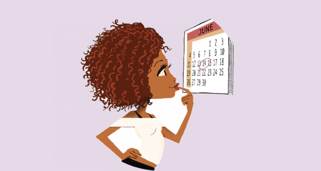 ¿Sabes en qué días del mes tienes mayor probabilidad de quedarte embarazada?