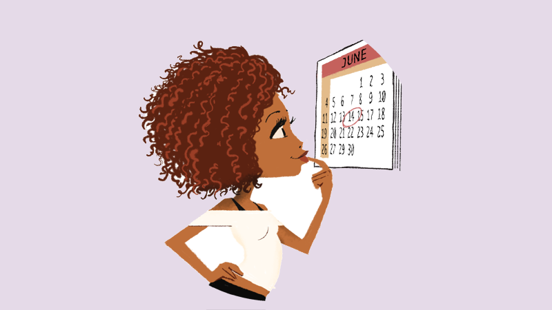 Do you know what day of the month you're most likely to get pregnant?